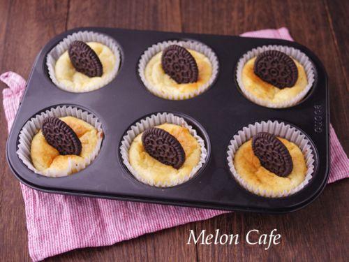 簡単お手軽チーズケーキ☆ホットケーキミックス使用、卵・生クリームなし