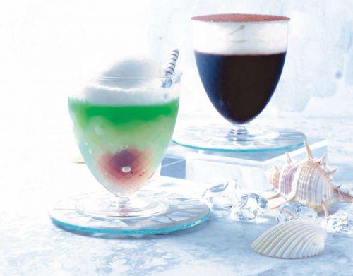 ショコラ専門店「ベルアメール」より 夏のテーブルを涼しく彩る2種のグラスデザートが登場