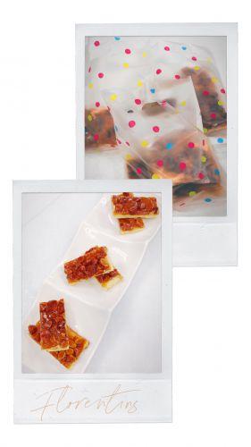 秋の人気焼き菓子、フロランタン