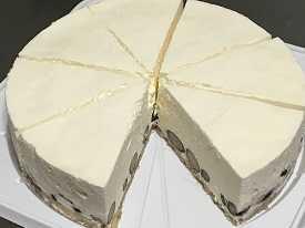 隠れた逸品を堪能して下さい!【低糖質】黒豆レアチーズケーキ2台セット