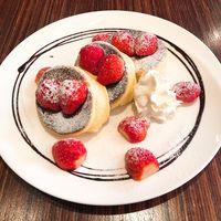 12月3日 本日のパンケーキ