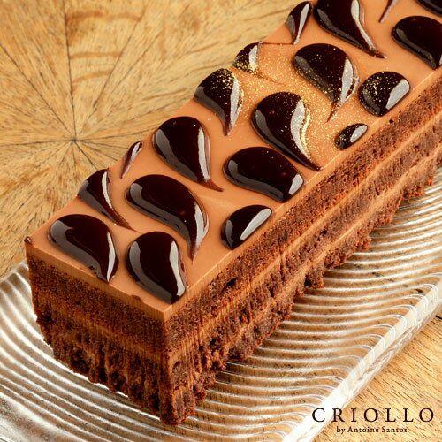 【チョコ好きにはたまらない 】チョコレートの達人が作る究極のケーキ「ショコラ・ショック」