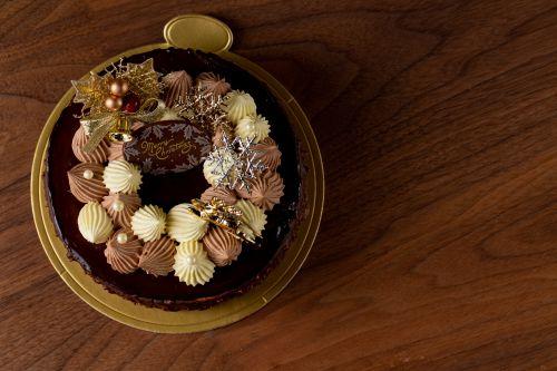 クリスマスケーキ プラリネショコラ 完売となりました!