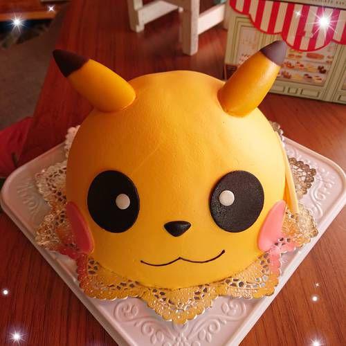 『ドーム型キャラクターケーキ☆』