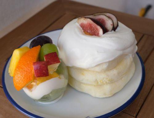 【東京 北千住】茶香(ちゃか) 9月限定パンケーキ 秋穫祭
