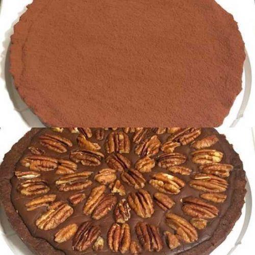 低糖質タルト2種「ショコラ&ペカン・タルト2台セット」