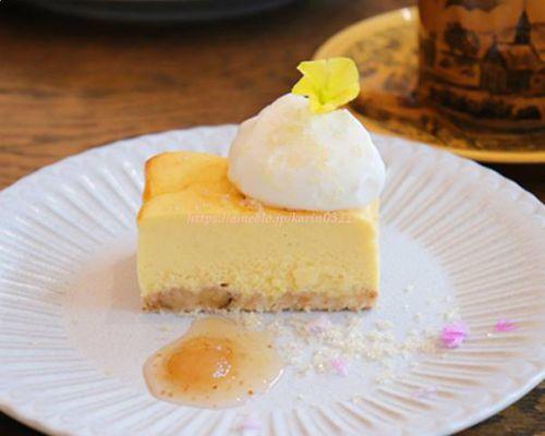 吉祥寺で大人気のチーズケーキを恵比寿でかわいく♪